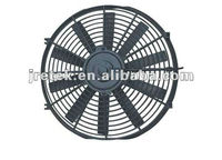 High quality Universal 12V/24V Auto Electric Fan/Condenser fan