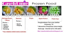 Traditional Frozen Food