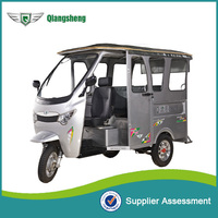 Hot selling battery operated electric three wheel vehicle for passengers