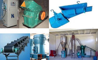 Great fineness sulfur powder production line for sale