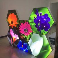 China Easy To Set Up Small Aluminum Fabric Led Light Box