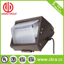 DLC UL listed LED wall pack factory Warm cold nature pure white 2700-6500K 3000k 4000K 5000K 6000K color temperature