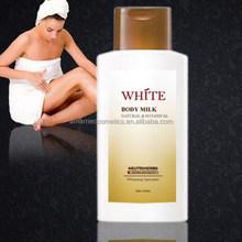 Pure herb ingredients moiturizing &brightening crystal white big body milk
