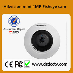 DS-2CD2942F-IWS Newest Hikvision 4mp fisheye IR 360 degree wireless camera