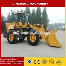 contruction machine 5000kg loader with dcec / cat engine ,joystick