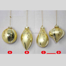 2015 High Quality custom hand painted christmas ball ornament for Norway