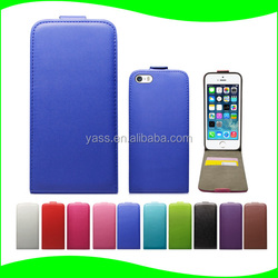 TPU Case For iPhone 5, Leather Wallet Case Cover for Apple iPhone 5