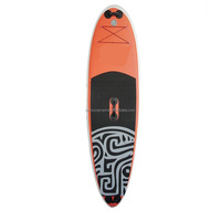 korean drop stich inflatable sup paddle board