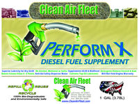 CAF Perform-X Diesel Fuel Supplements