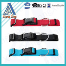 Hot new products 2015 Simple Adjustable nylon dog collar