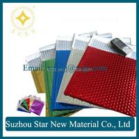Direct Manufacturer Metallic padded envelope/ Custom Bubble Bag