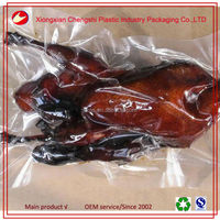 Vacuum Bags for frozen food and processed meat