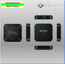 Quad Core Amlogic S802 Android Mini PC TV Box 1G/8G WIFI 802.11n Bluetooth, XBMC, DLNA, Miracast