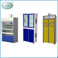 Laboratory Chemical Ducted Fume Hood Furniture /Equipment Fume Cupboard Laboratory
