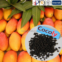 Chemical npk and organic high qulity rmango fertilizer with cocoly brand