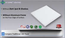 45W best sale in 2015 Cool Professional lighting manufacturer frameless led panel display