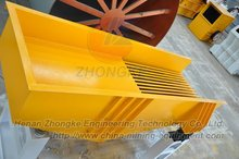 Excellent electromagnetic and mining vibrating feeder
