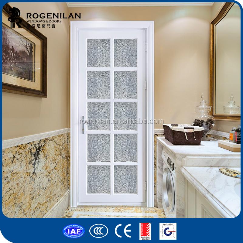 Rogenilan Soundproof Glass Interior Doors Italian Kitchen Doors Swing