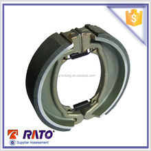 WY125,WY150, JH150, long lasting using motorcycle brake shoes with good coefficent