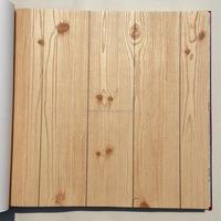 non-woven wood texture wallpaper famous horse decor
