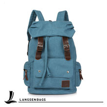 Fashion Canvas Backpack ,school backpack