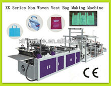 easy to operate and automatic supermarket bag making machine