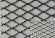 Special top sell slotted holes perforated metal mesh