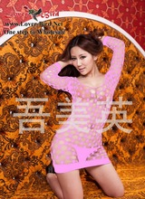Unique design high quality transparent babydoll nighty mature women in sexy lingerie