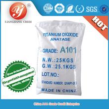 hot sale titanium dioxide anatase grade TiO2 A101,titanium dioxide rutile r1930, TiO2 for paint, ink, plastic