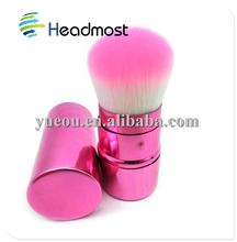 brush painting 7pcs animal hair customized high quality make up brushes