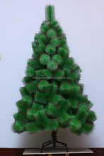 Best quality most popular big quantity pvc christmas tree in stock