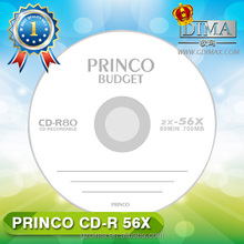 famous brand customized blank cd bulk products from china