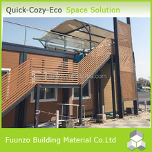 Modern Durable Cost Saving Prefab House with Furnishing