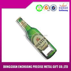 Best quality unique metal push up beer bottle opener