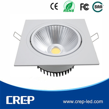 Alibaba china cheap prices wholesale 15w cob led downlight with 3 years warranty