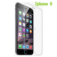 premium screen protector layer mobile phone used tempered glass screen protector film for iphone 6 5.5'