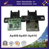 (TY-R401) toner cartridge reset chip for RICOH AP400 AP400N AP401 AP410 AP401N AP 400 400N 401 410 401N bk (15k pages)