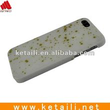Silk Screen Color Silicone Mobile Case For Iphone 5