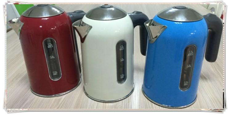 Небольшая кухня электрический бытовой техники стойки 1.8 л электрический чайник