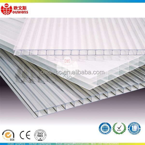 Polycarbonate Sheet Pricing : Lexan polycarbonate sheet price for heat resistant