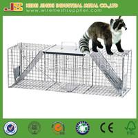 "34x13x10""Australia standard live humane opposum trap cat trap raccoon trap"