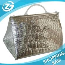 Office Popular Like Silver Aluminum Foil Cooler Bag