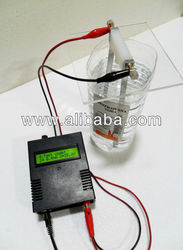 silver water generator /device/ unit/colloidal ion