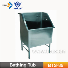 304 stainless steel dog bathtubs BTS-85