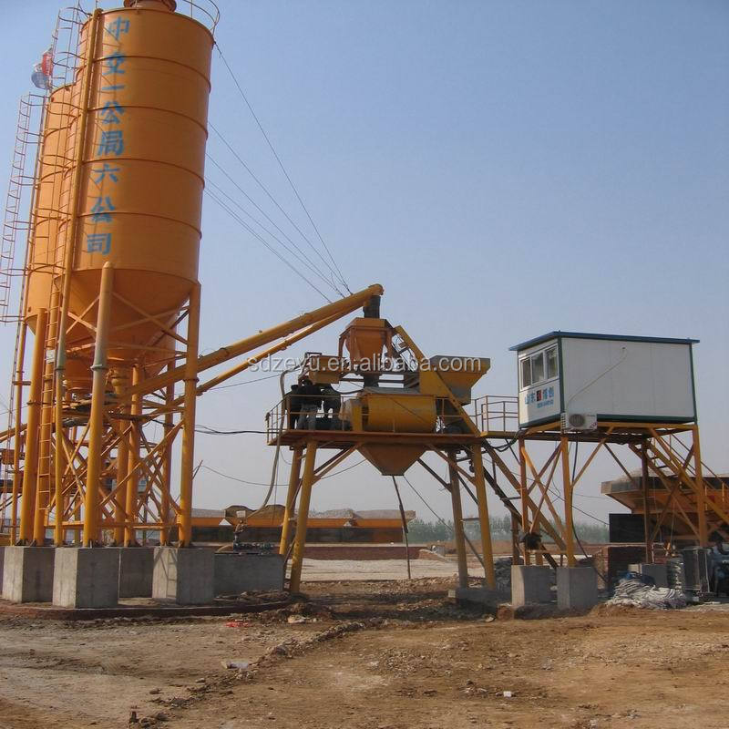 Mini Concrete Batch Plant : China mini concrete batching plant manufacturer buy