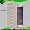 Cell phone accessory Gel Soft TPU cover case for IPhone 6 plus