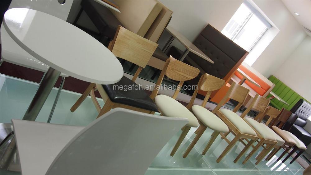 Nuevo diseño de alto brillo silla de comedor escolar dingin (FOH ...