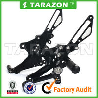 Motorcycle rear rests rear sets high quality and hot sale from Tarazon