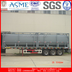 Liquefied petroleum gas 40ft ISO standard tank container
