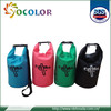 5L/10L Waterproof Bag Swimming PVC Dry Bags for Sport Water Proofing Top Shoulder Straps